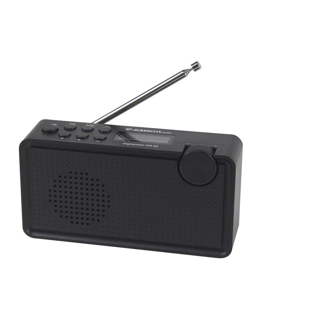Albrecht DR 62 tragbares Digitalradio, DAB+/UKW_4032661273277_ALBRECHT_#2