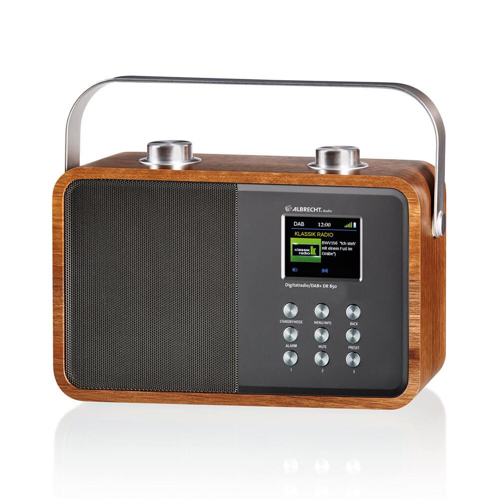 audio dab radios von albrecht. Black Bedroom Furniture Sets. Home Design Ideas