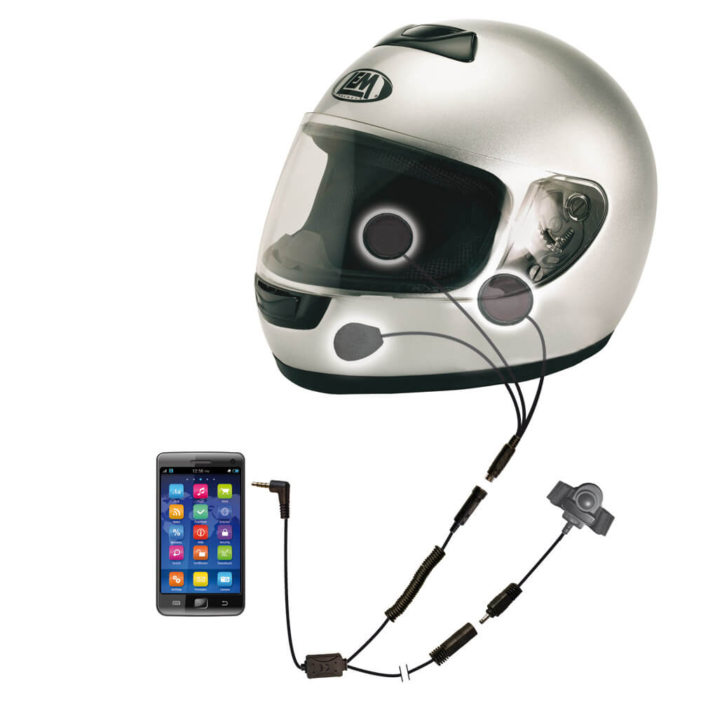 shs 300i motorradhelm stereo headset. Black Bedroom Furniture Sets. Home Design Ideas