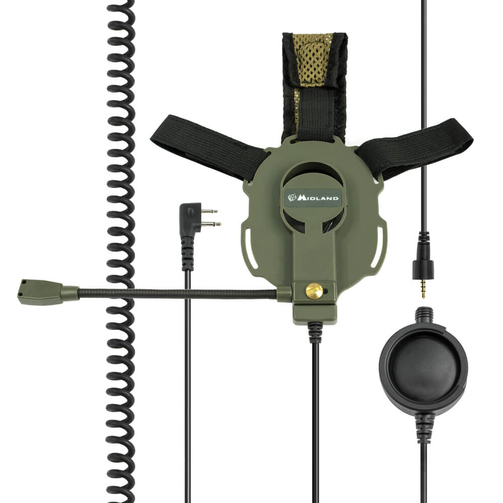 Bow-M Evo K, Tactical Military Headset_8011869195495_ALBRECHT