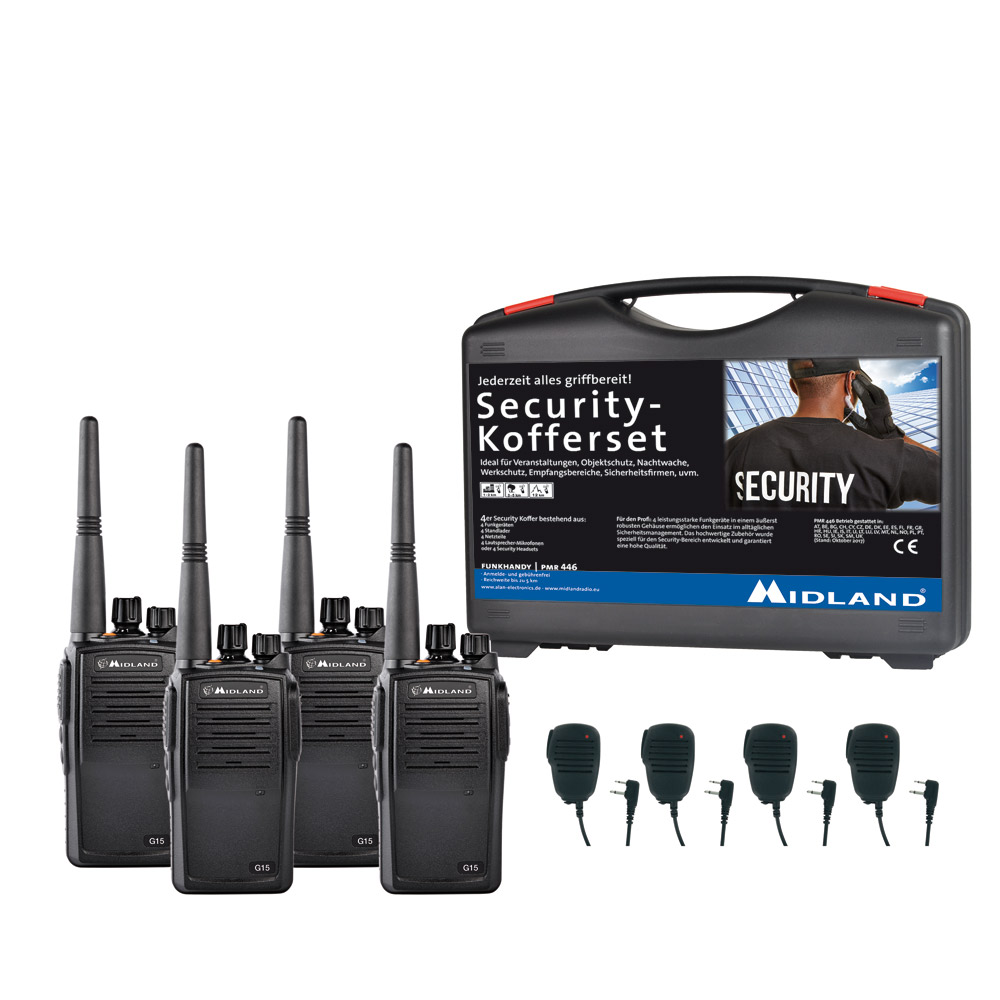 Midland G15 PMR 4er Security-Kofferset _4032661112736_MIDLAND_#9