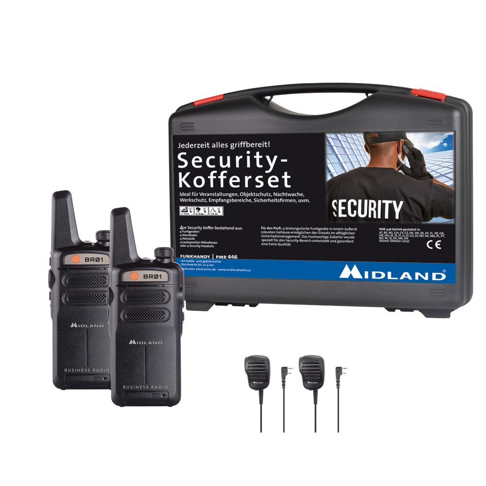 2er Security Kofferset BR01 mit Lautsprechermikrofon_4032661131515_MIDLAND_#3