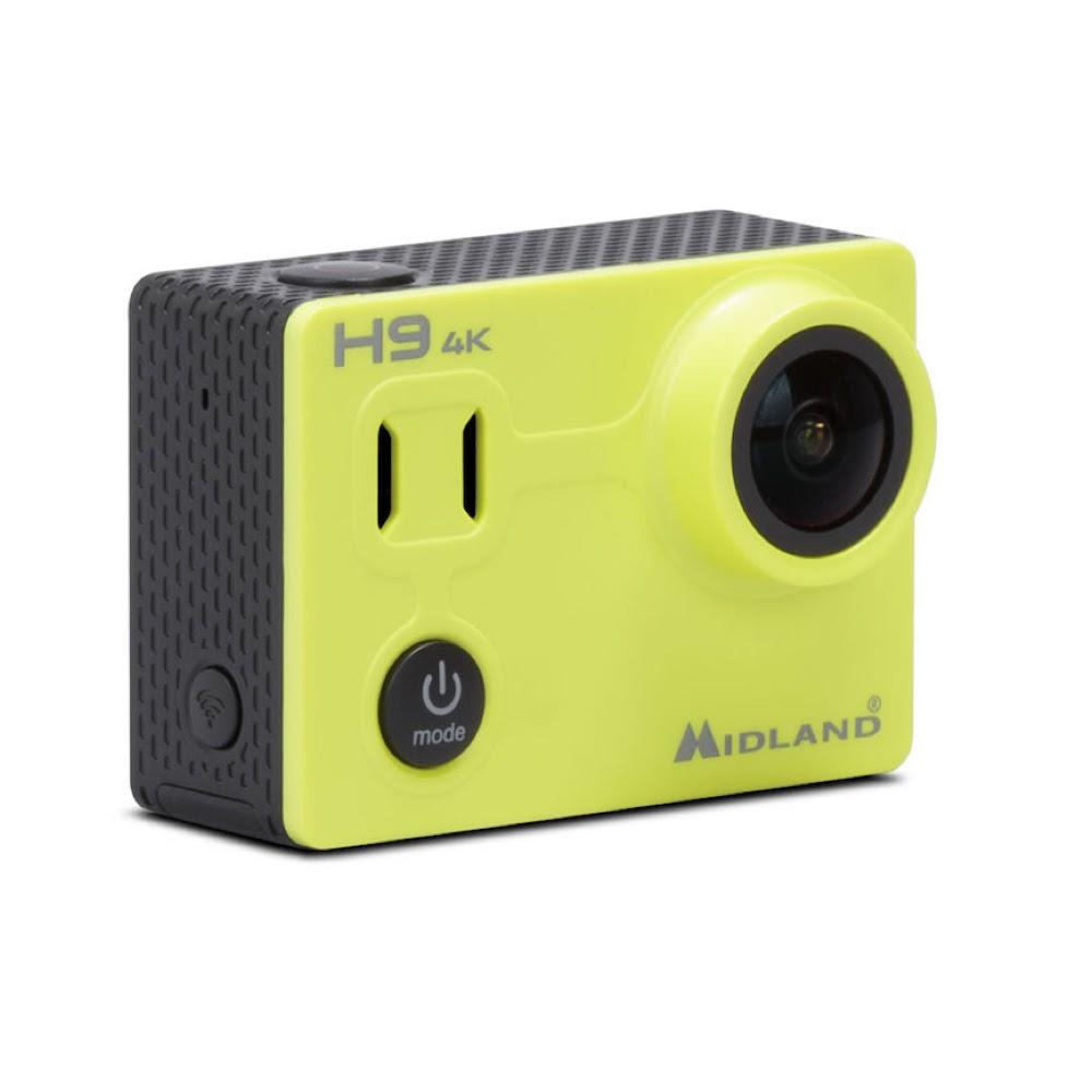 Midland H9 WIFI Action Kamera, Ultra HD 4K_8011869202629_MIDLAND_#1