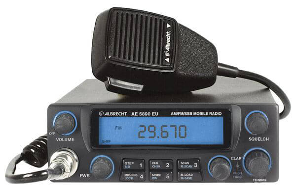 Amateur Radio Version Albrecht AE 5890EU_4032661355898_ALBRECHT